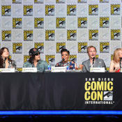 Comic Con Fan Favorites 2015
