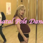 Prenatal Pole Dancing Video (Funny or Die)
