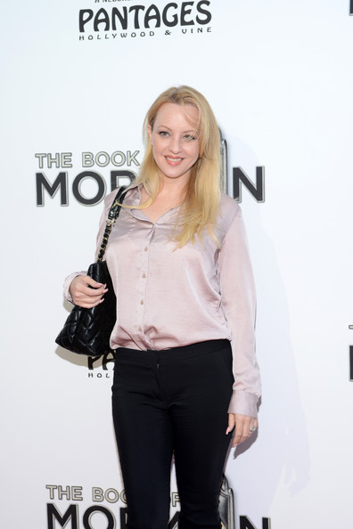 Wendi McLendon-Covey Fansite   Book Of Mormon Opening Night