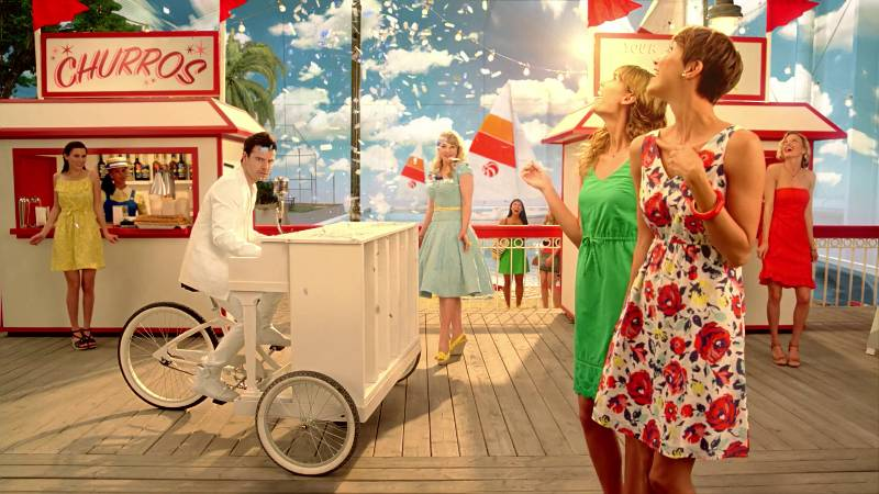 Old Navy Summer Campaign 2012 2