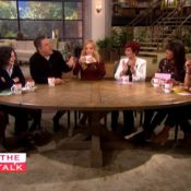 The Talk April 2014