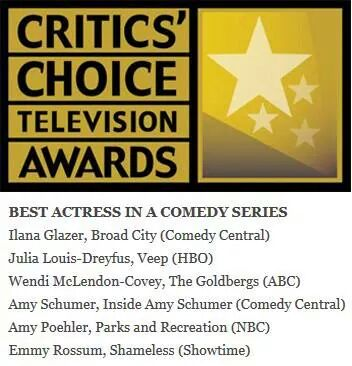 Wendi McLendon-Covey Fansite | Critics Choice Awards Tonight at 8