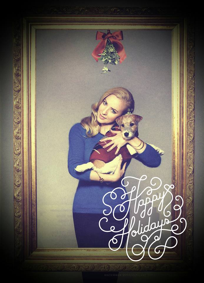 Wendi McLendon-Covey Fansite | Merry Christmas Eve, Everyone!