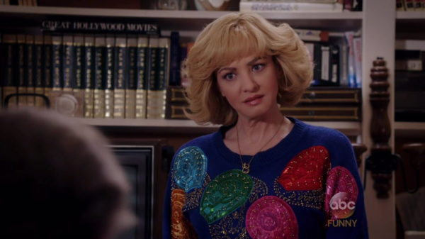 Wendi McLendon-Covey Fansite | Edward 'Eddie the Eagle' Edwards Screen cap!