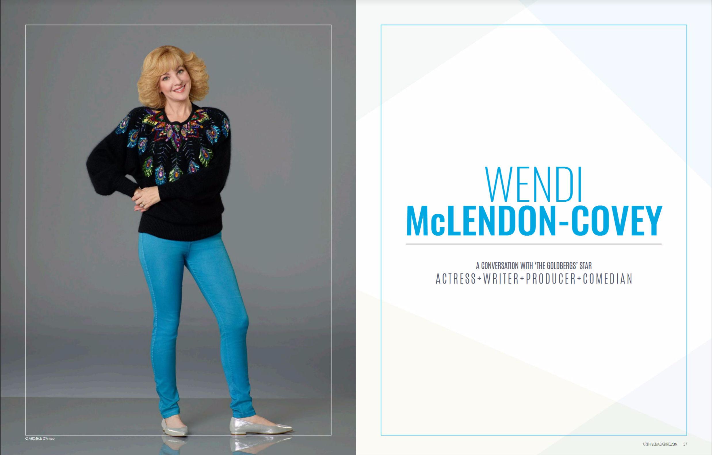 Wendi McLendon-Covey Fansite | Art Hive Magazine