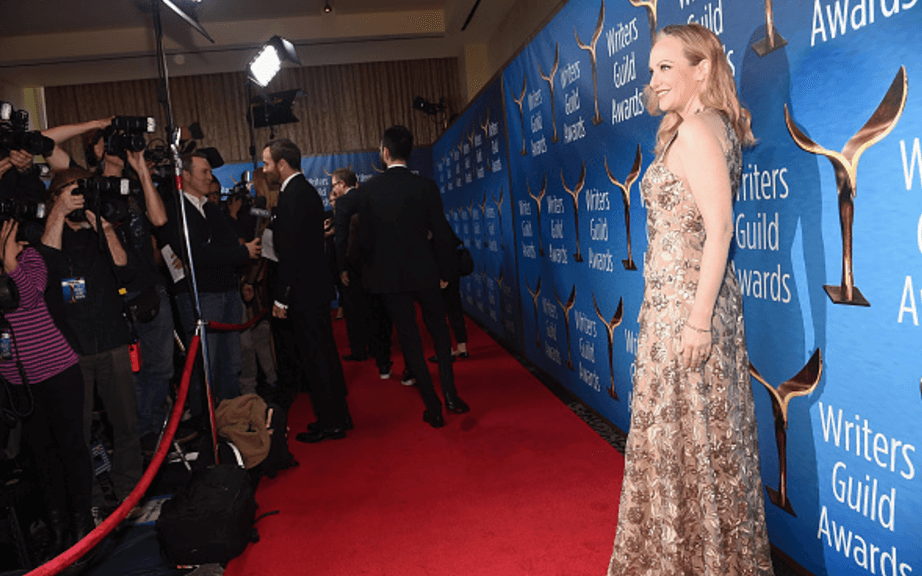 Wendi McLendon-Covey Fansite | WGA Awards Gallery