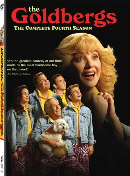 Wendi McLendon-Covey Fansite | The Goldbergs Season 4 Cover Art
