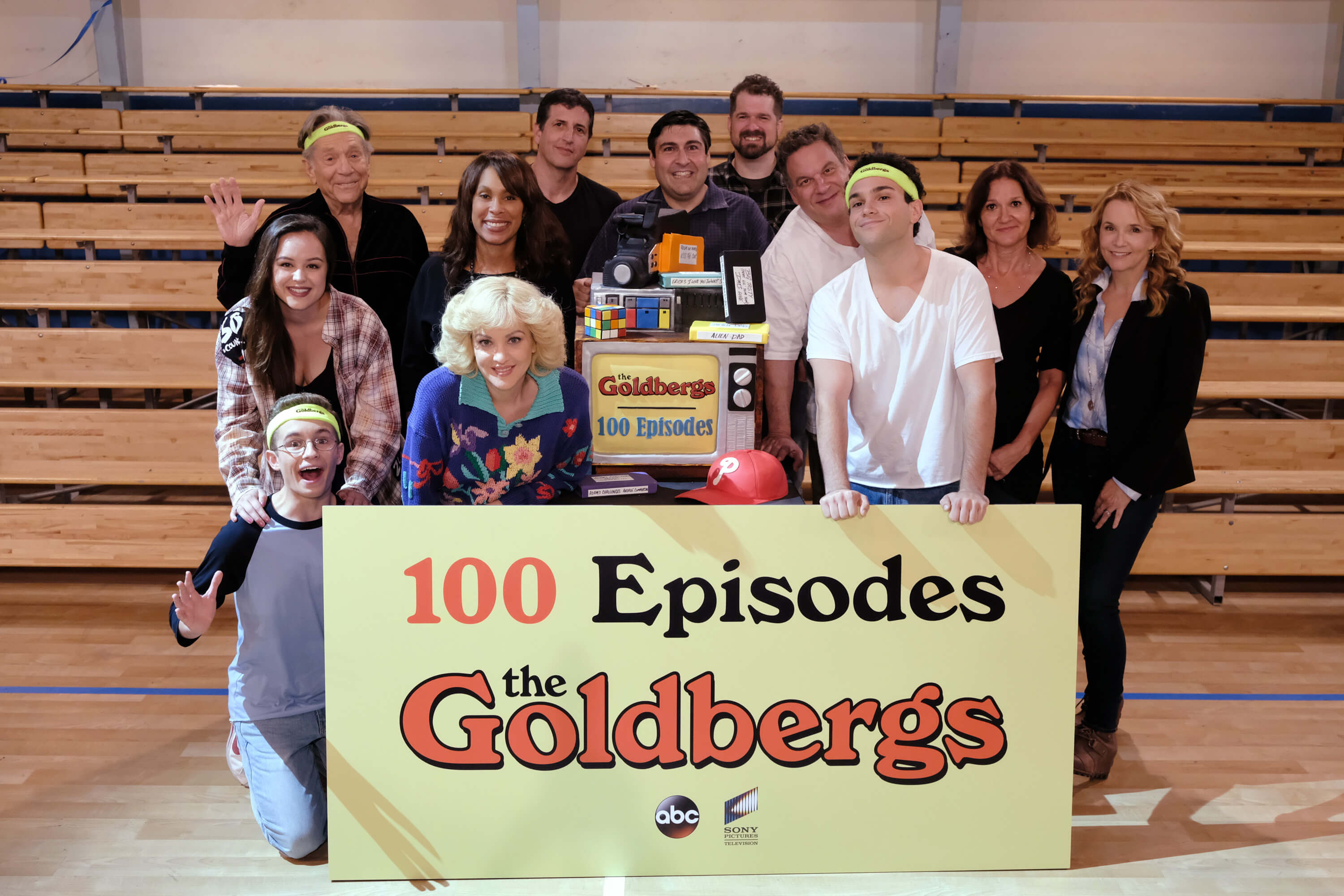 100th Episode Info