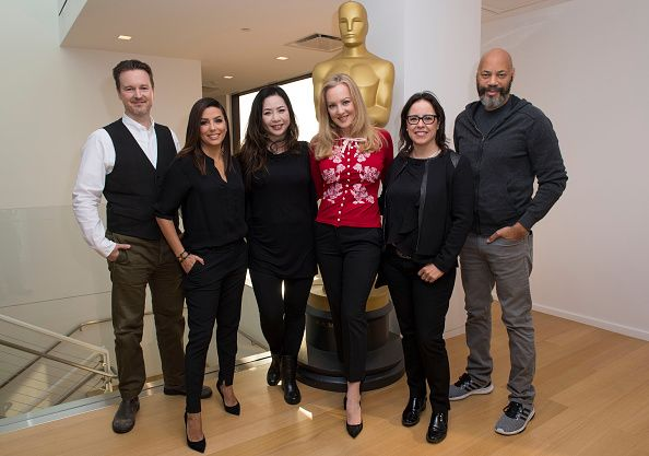 AMPAS Careers In Film Summit Pics & Video