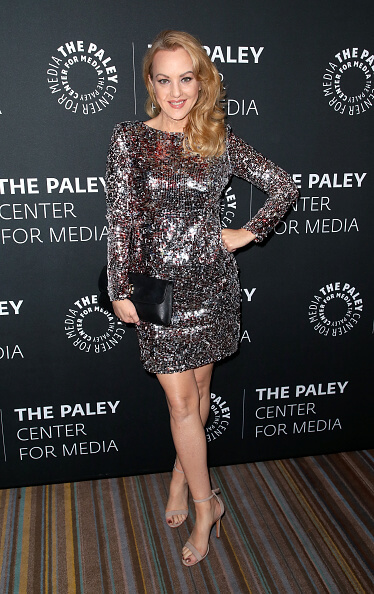 Wendi McLendon-Covey Fansite | Paley Center Gala Arrival Pictures