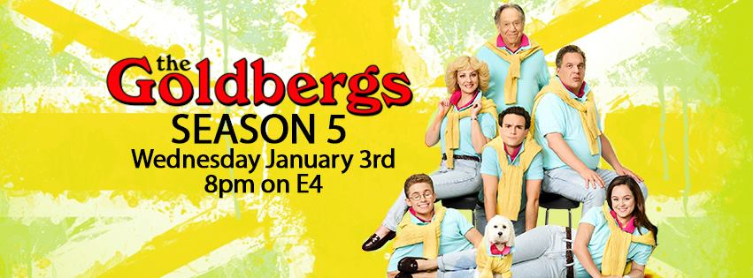 The Goldbergs UK Season 5