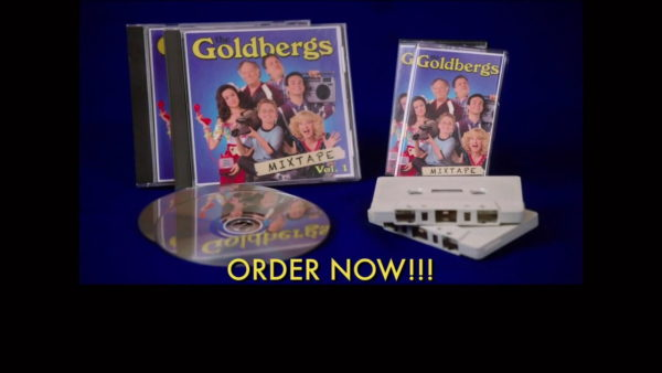 The Goldbergs Mixtape! 1