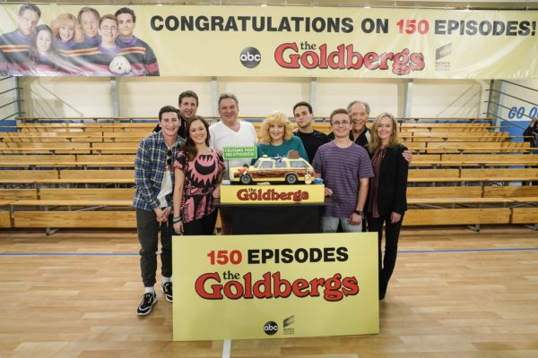 The Goldbergs 150!