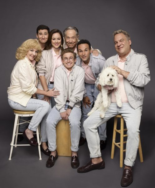 The Goldbergs return TONIGHT!